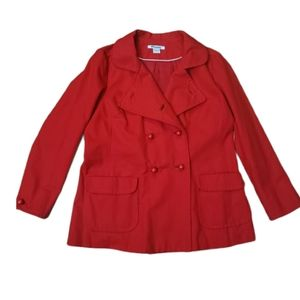 NYGARD Red 100% Cotton Trench Coat…